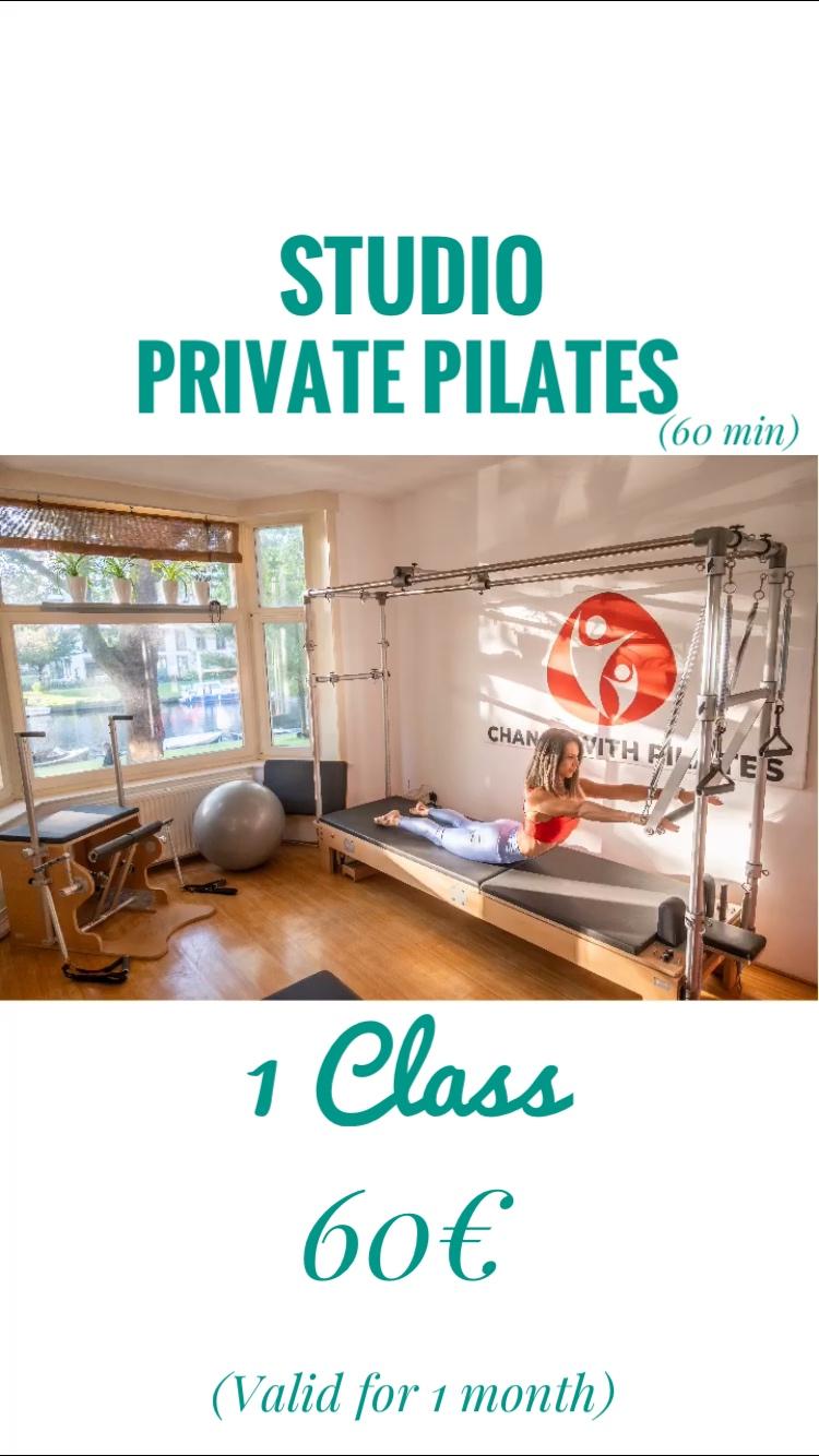 Private Pilates at Amsterdam Studio | West